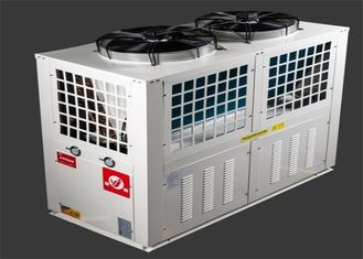 China 380 V Air Cooled Heat Pump , Air Exchange Heat Pump Communities Clubs supplier