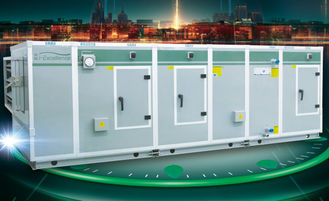 China Waterproof Commercial Air Source Heat Pump Heating And Cooling Function supplier