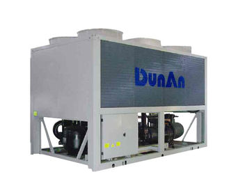 China Energy Saving Commercial Air Source Heat Pump For Swing Pool R140A Refrigerant supplier