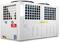 Schools Small Air Source Heat Pump Cooling Mode 35.4 KW White 320 Kg